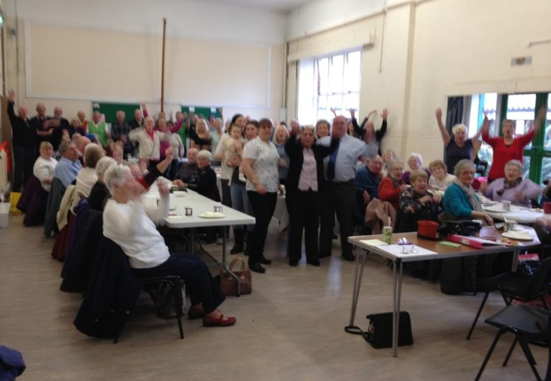 Participants of Better Together in Gorleston