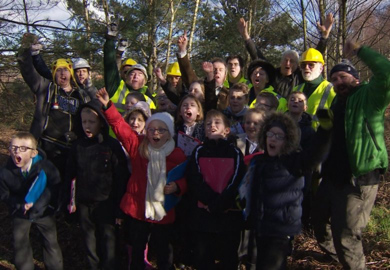 Participants of Revitalise the People of Oak Tree Heath