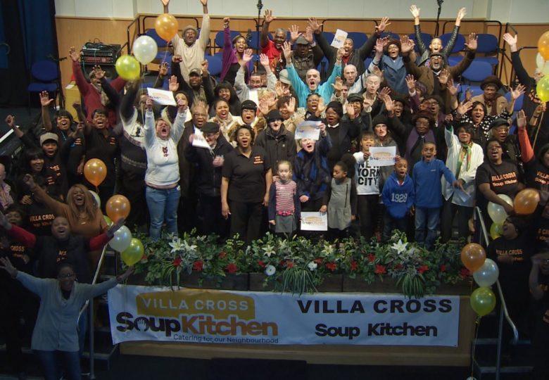 Participants of Villa Cross Soup Kitchen