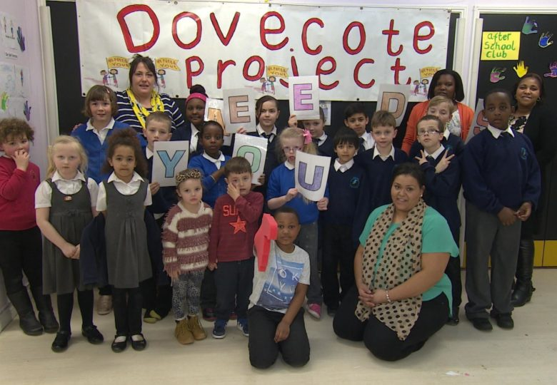 Participants of Dovecote Children & Families Community Project