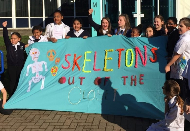 Participants of Skeletons Out Of The Closet