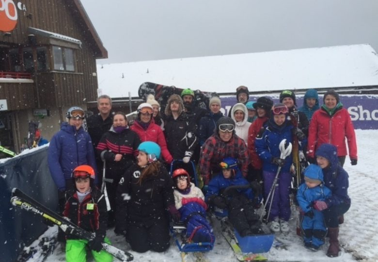 Participants of Creating a Disability Snowsports Hub for Scotland