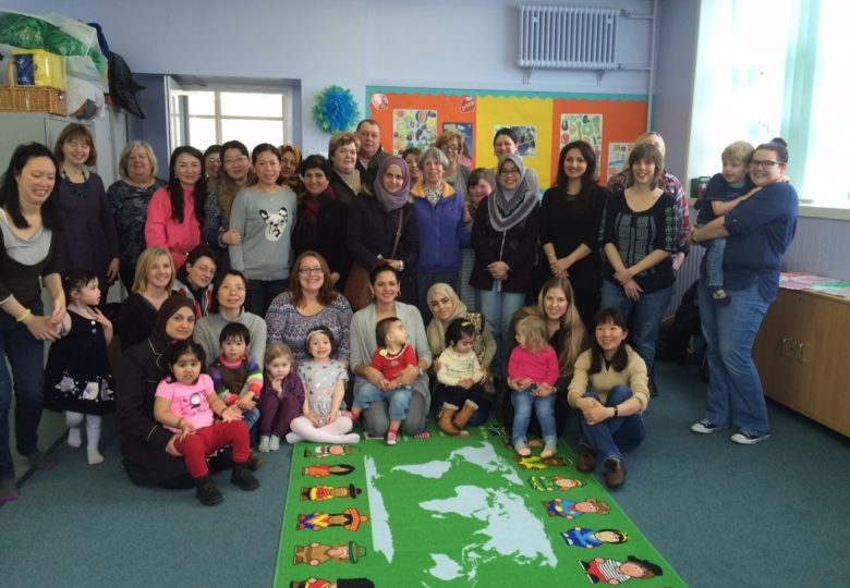 Participants of Sunnybank Family Workshops