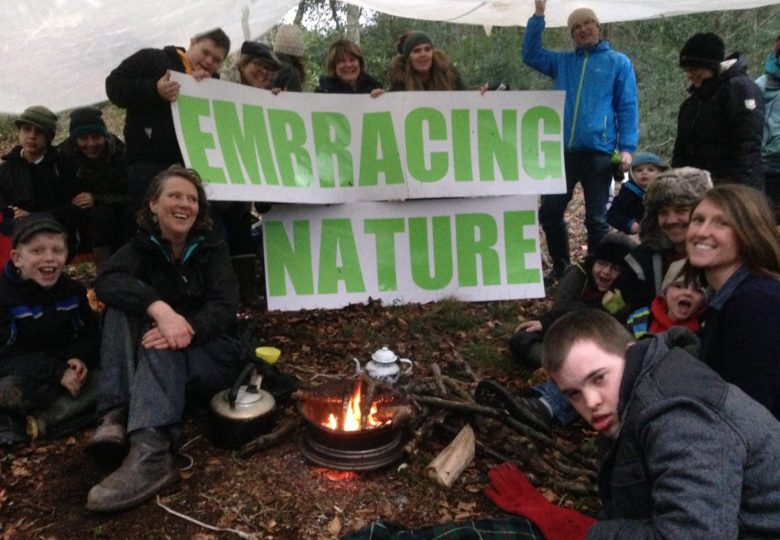 Participants of Embracing Nature