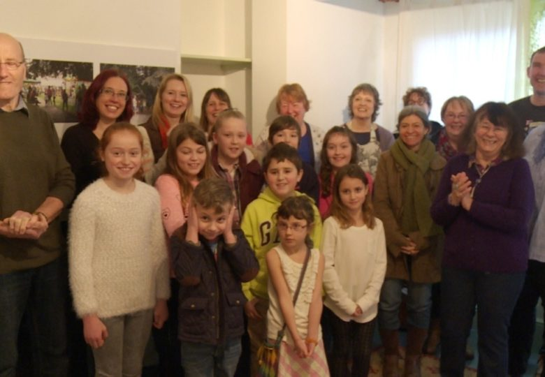 Participants of The Bakehouse Project