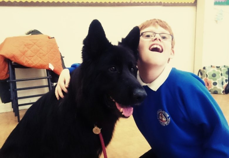 Participants of Transforming Young Lives: Canine Assisted Therapy and Autism