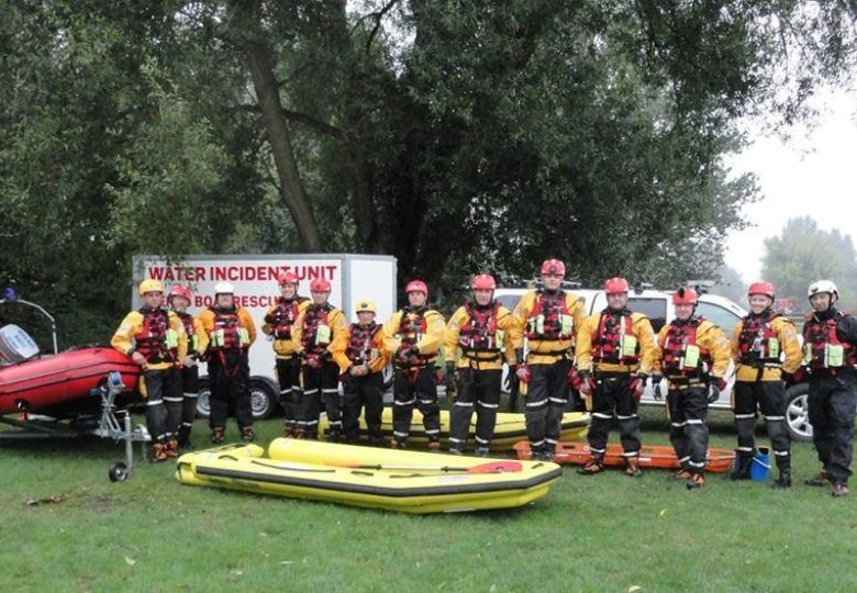 Participants of Multipurpose water rescue bus