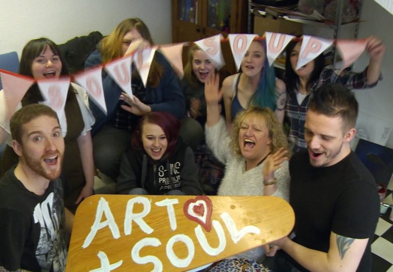 Participants of Art and Soul