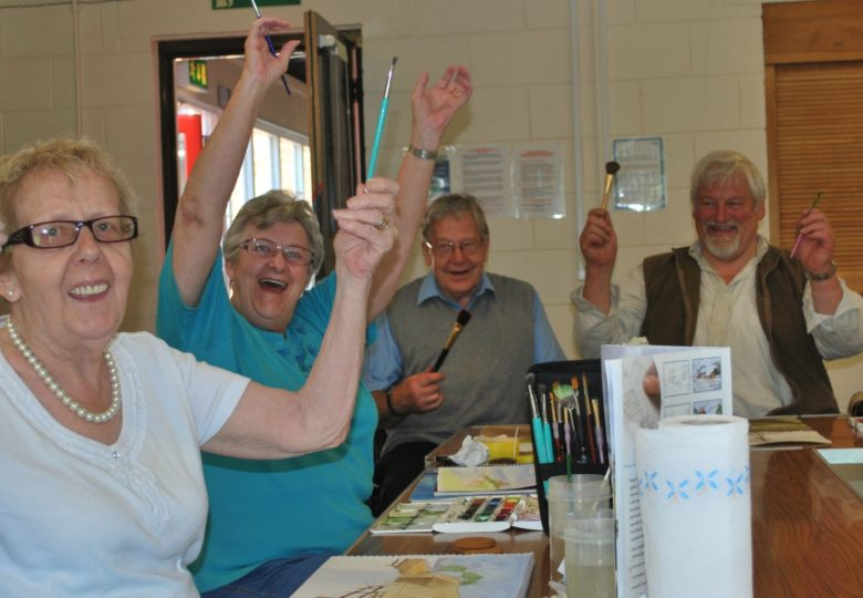 Participants of Better Longtown Together
