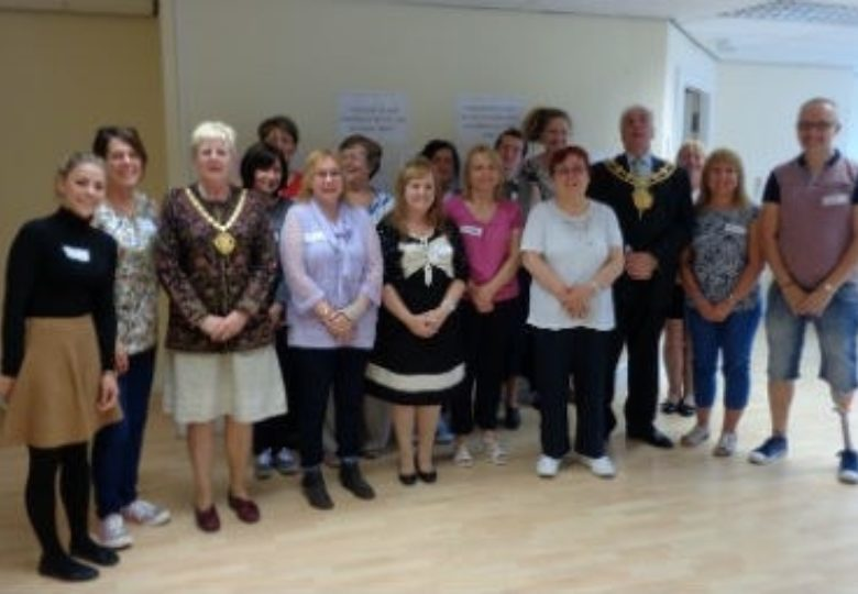 Participants of Helping Carers Care