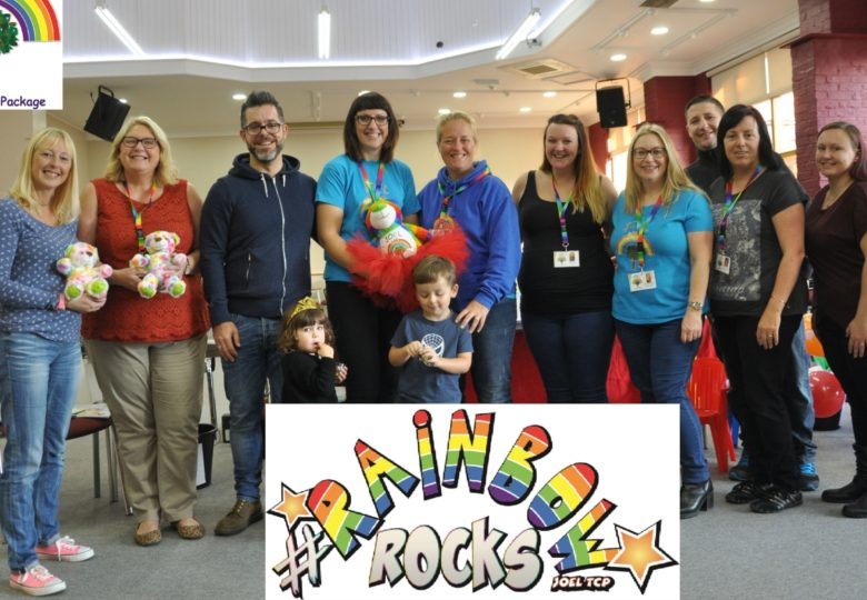 Participants of Rainbow Rocks