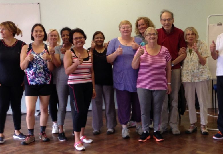 Participants of Fit for Caring