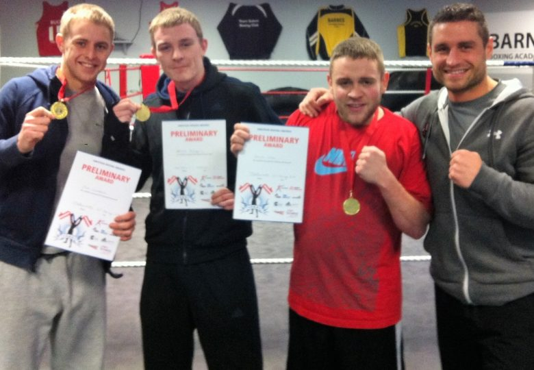 Participants of Fighting Fit