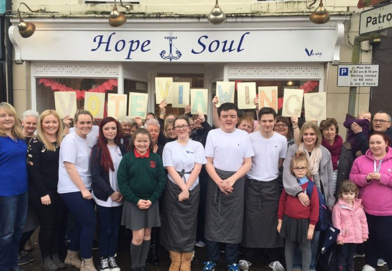 Participants of Food for the Soul