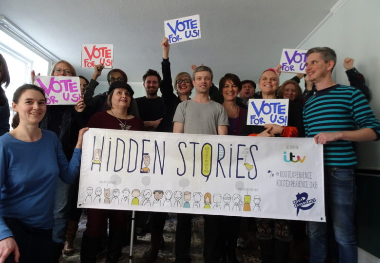 Participants of Hidden Stories