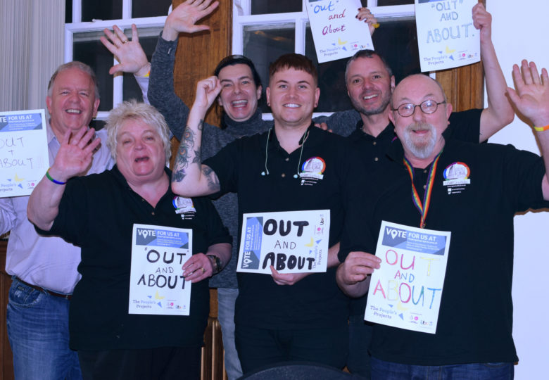 "Participants of ""OUT"" and About"
