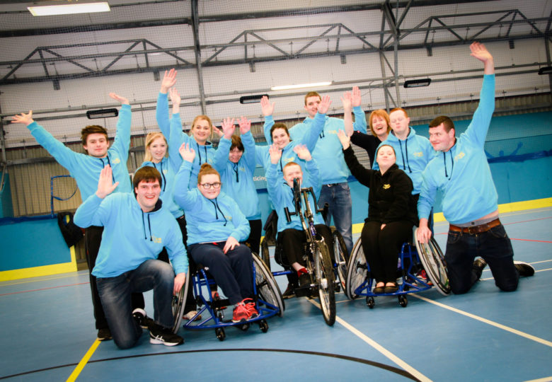 Participants of Multi Sports for Multi Abilities