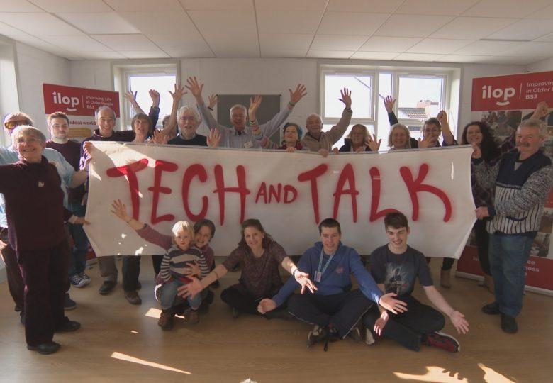 Participants of Tech & Talk