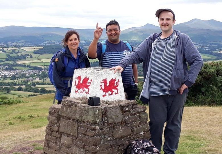 Participants of Ain't No Mountain High Enough