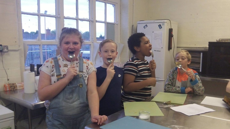 Participants of Young Carers Café