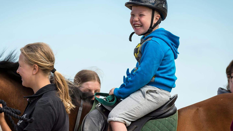 Participants of Healing through Horses