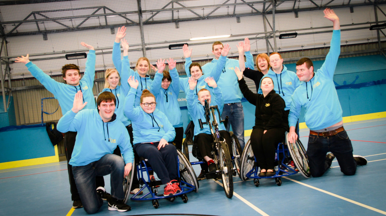 Participants of Multi Sports for Multi Abilities