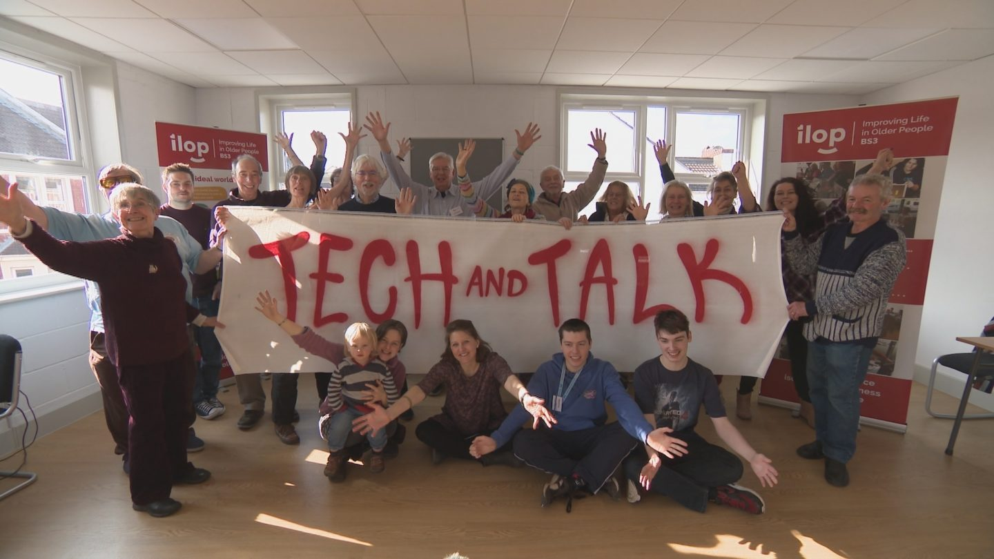 Participants of Tech & Talk