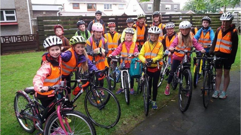 Participants of Triathlon4all