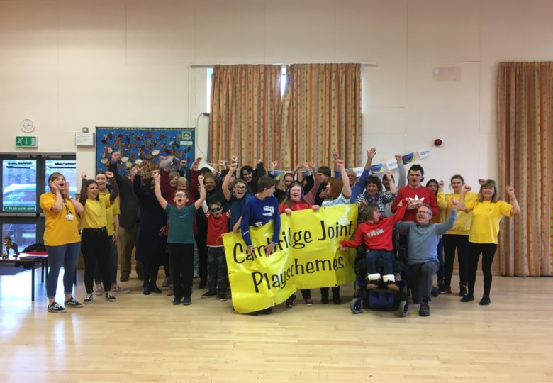 Participants of Cambridge Joint Playschemes