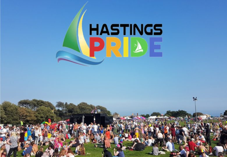 Participants of Hastings Pride (Heroes)