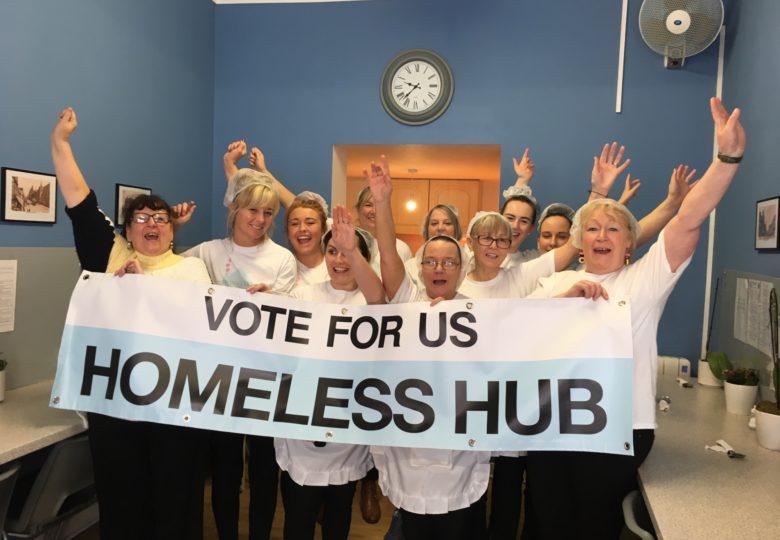 Cyfranogwyr Homeless Hub