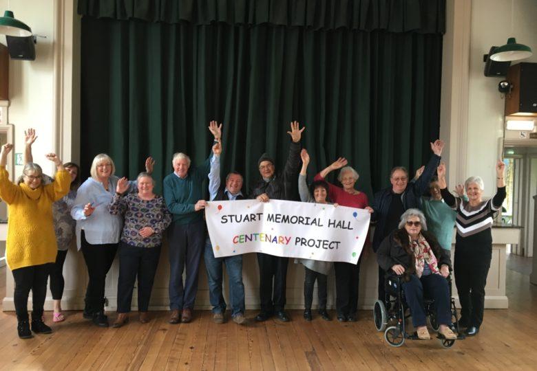 Participants of Stuart Memorial Hall Centenary Project