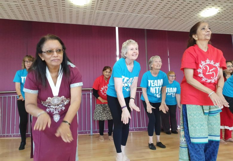 Participants of Generation Dance