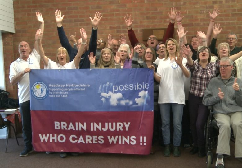 Participants of Brain Injury - Who Cares Wins