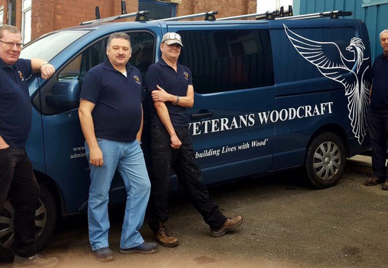 Cyfranogwyr Woodcraft Warriors
