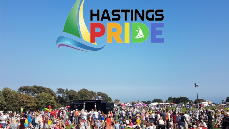 Cyfranogwyr Hastings Pride (Heroes)