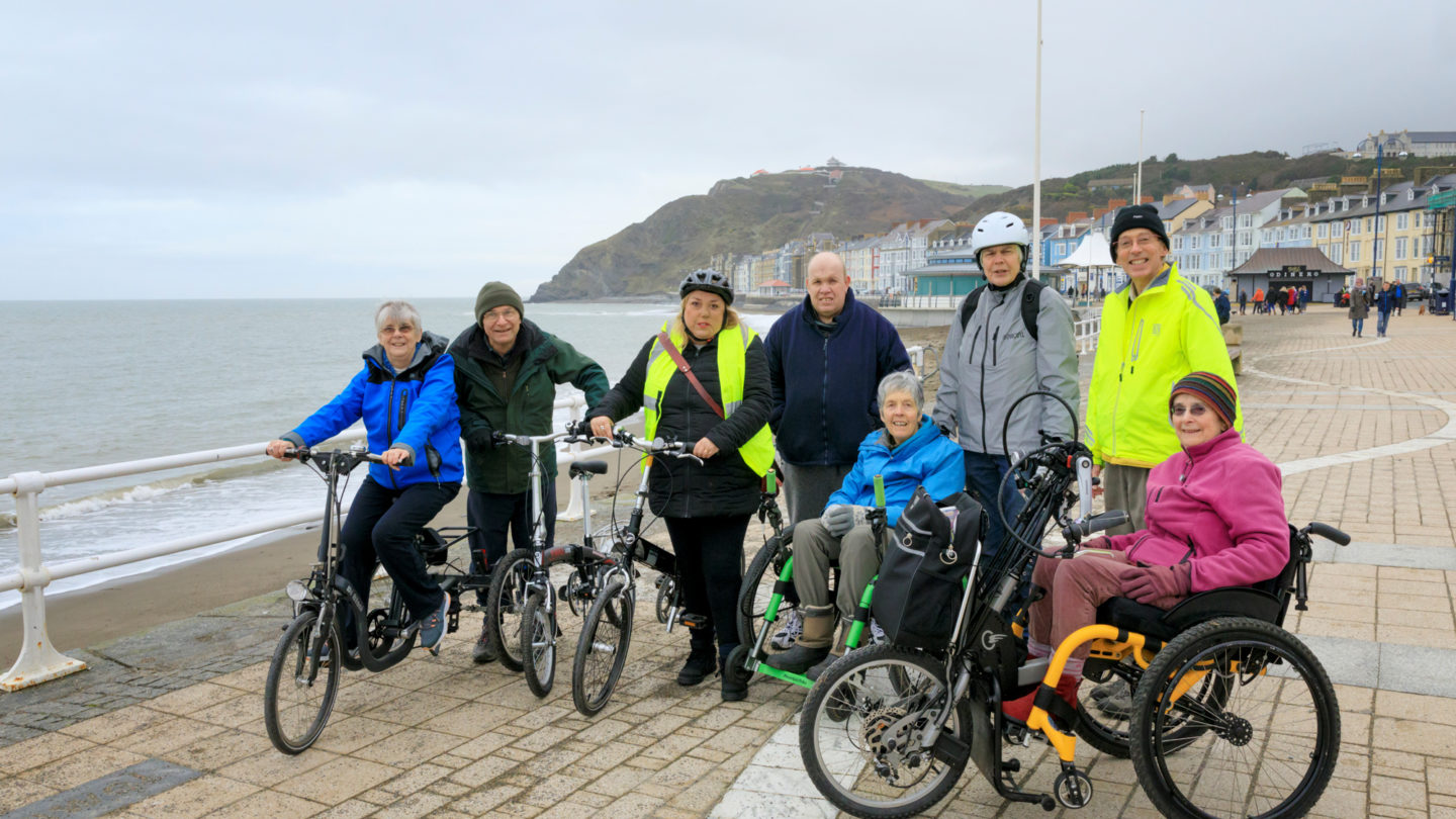 Participants of Wheel together